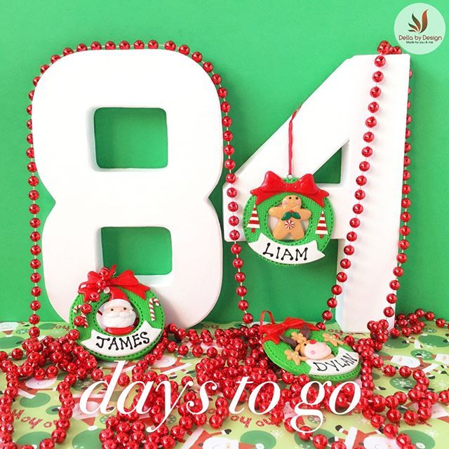 The Big #ChristmasCountdown 84 days to go! I\u0027ll be posting a gentle
