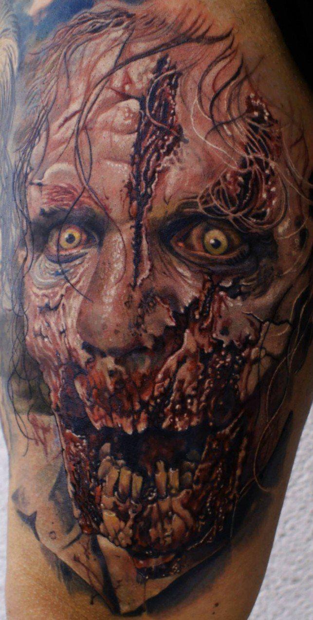 horror tattoo ink master - Pesquisa Google