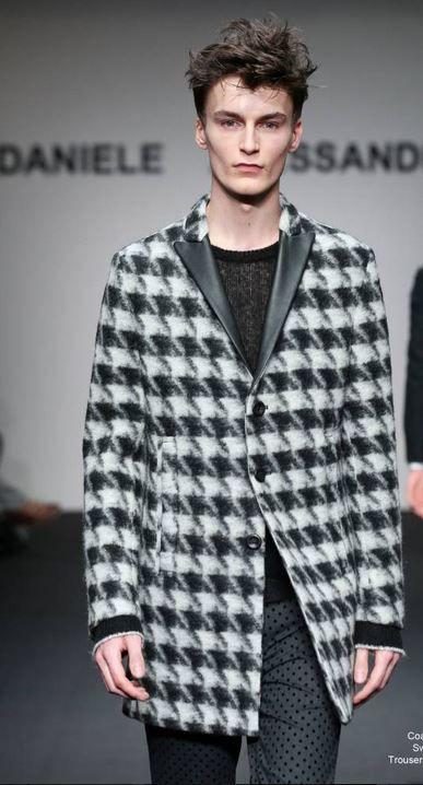Cappotti uomo 2015: come scegliere quello giusto cappotti uomo 2015 Daniele Alessandrini