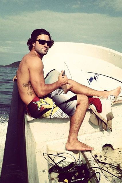 Brody Jenner, I hope my future husband looks like this