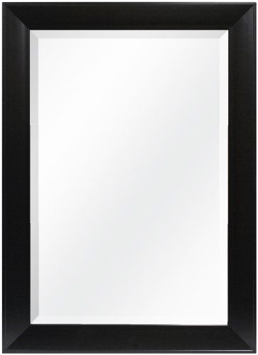 MCS Black Wedge Rectangular Wall Mirror, 30-Inch by 42-Inch MCS http://www.amazon.com/dp/B00I3WZ9QM/ref=cm_sw_r_pi_dp_Cd68tb0Q67NW6