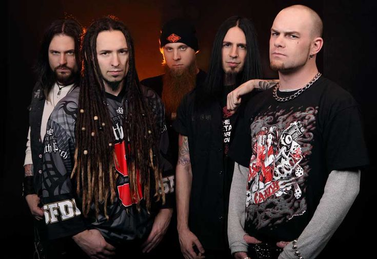 """Five Finger Death Punch ~ For those """"extremely"""" angry times, lol"""