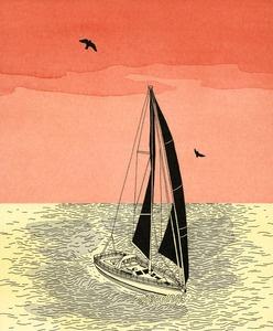 happy colors: Sailing Sailing, Bedrooms Http Bit Ly Hkpa84, Guest Bedrooms, Pink Sky, Bedrooms Http Bit Ly Hmqdwd, Happy Colors, Ian Dingman, Bedrooms Http Bit Ly Hlr1Pn, Covers Art