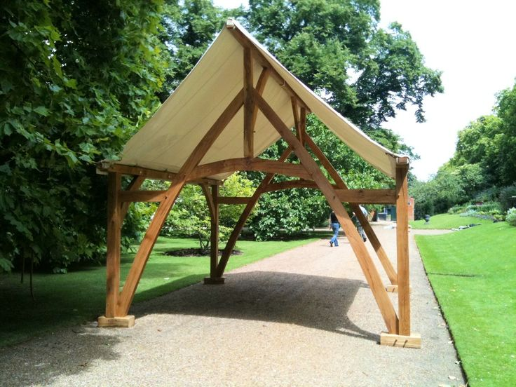 Gallery 5 Garden products - Broadway Oak Timber Frames