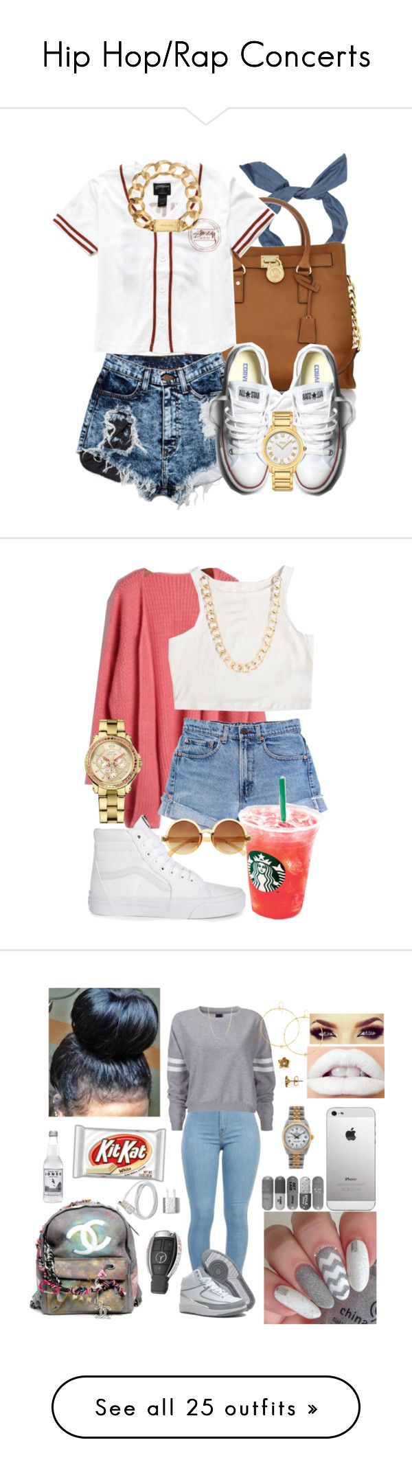 """""""Hip Hop/Rap Concerts"""" by briannanaa ❤ liked on Polyvore"""