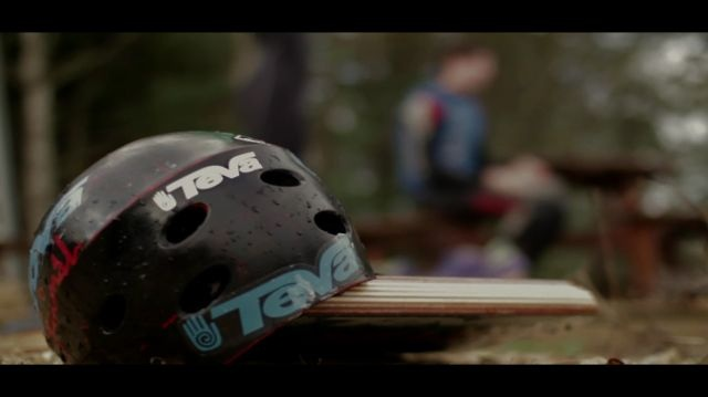 Autumn Shred with Teva riders James Harrington and Ollie Moore