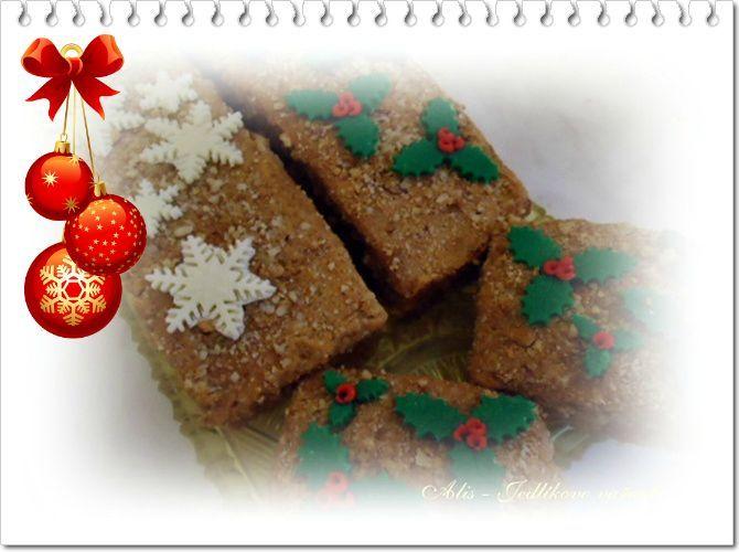 Jedlíkovo vaření: Typ na jedlé vánoční dárky, medovník Marlenka #vanoce #darky #napady #peceni #medovnik