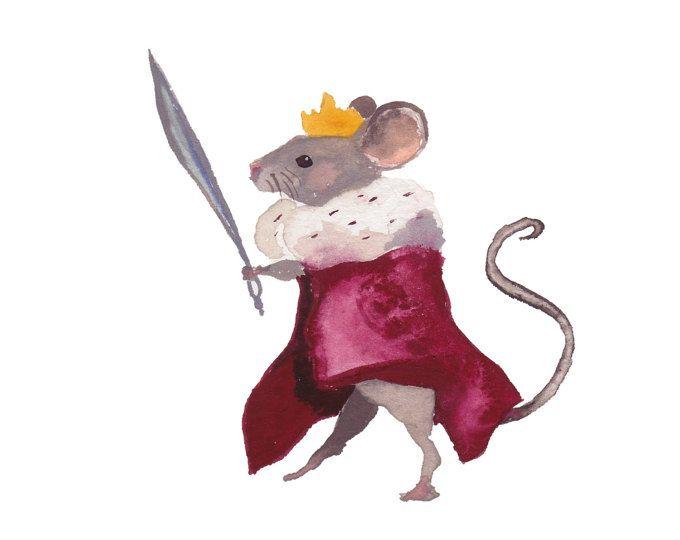 открытка мышиный король чудесную подливу полюбят