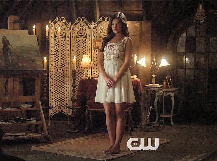 Danielle Campbell as Davina Claire From The Originals, Season 1, episode 5, 'Sinners and Saints'