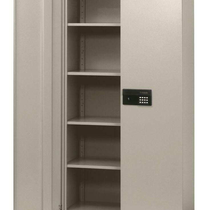 Metal Locking Storage Cabinets