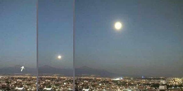 Πρωτοφανές ΑΤΙΑ σαν Ήλιος στο Μεξικό | Βίντεο