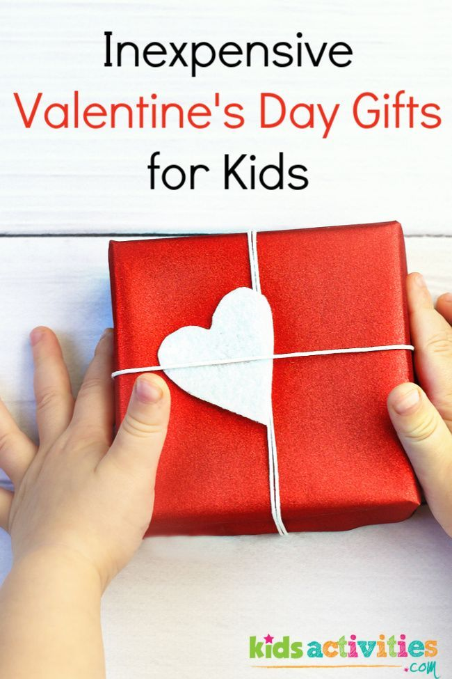 Inexpensive Valentine S Day Gifts For Kids Valentine Day Gifts Toddler Valentines Gifts For Kids