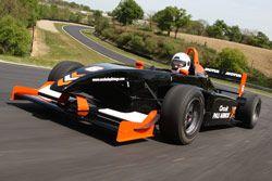 Stage pilotage FORMULE 3 200ch : piloter sur le Circuit Pau Arnos piste 3,1 km…