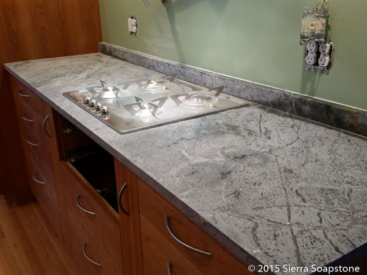 Sierra Soapstone Kitchen Sample 27