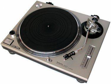 Bonne #fetedelamusique ! platine technics sl 1200 mk2 - Musique | 3615 DESIGN