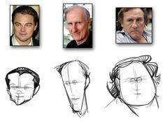 Karikatur zeichnen lernen - eine kurze Anleitung Teil 1 - Professioneller Karikaturist für Events Deutschlandweit