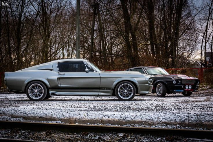 Bought In 60 Seconds: 1967 Shelby GT500 Eleanor Restomod Built With 2012 Mustang Parts