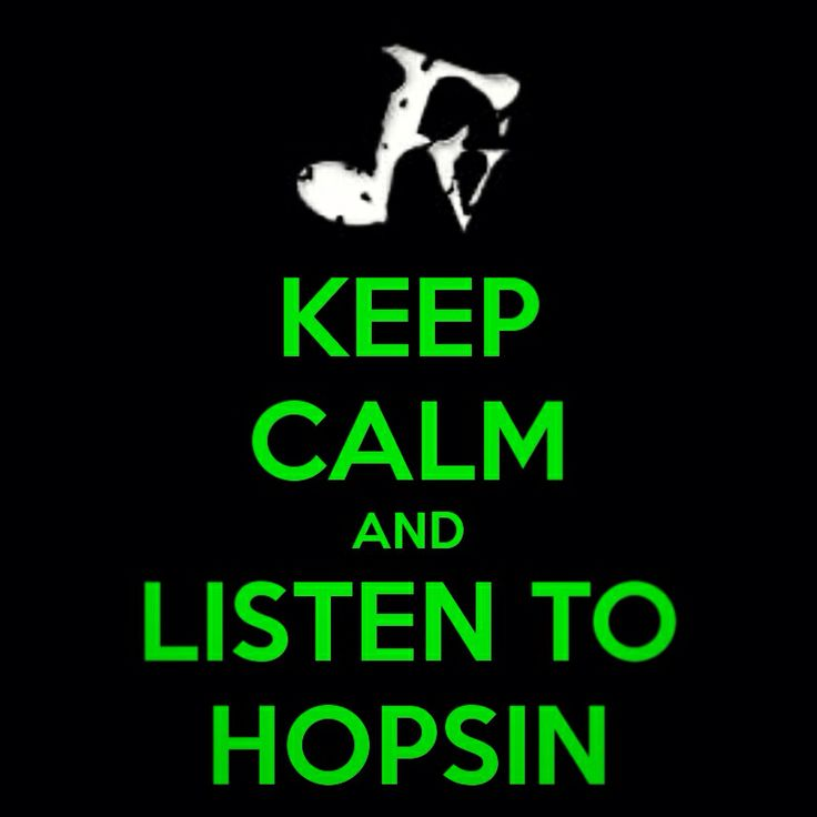 Never thought I would love a rapper as much as hopsin.