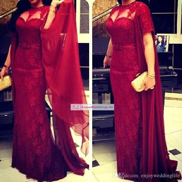 Show your best to all people even in the evening and then get  new 2015 myriam fare illusion vestido burgundy lace with cape mermaid evening gowns long sheer sleeve saudi arabia prom dresses bo8404 in enjoyweddinglife and choose wholesale evening dresses online shop,evening dresses online usa and evening dresses uk cheap on DHgate.com.