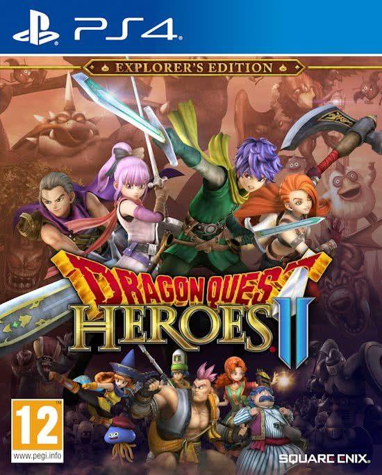 Dragon Quest Heroes 2 Explorers Edition - PS4