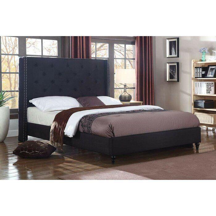 Hehir King Platform Configurable Bedroom Set In 2020 Modern
