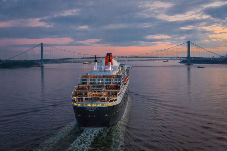 Queen Mary 2 Wins Best Ship For UK Cruise Market