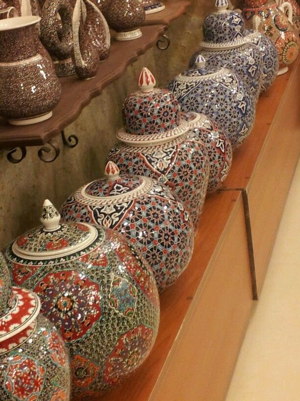 Pottery,Tyrkia.  hacer kat