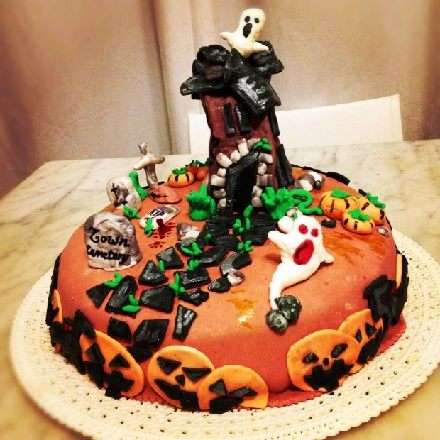 halloween cake decorating ideas and tips - Halloween Cake Decoration Ideas