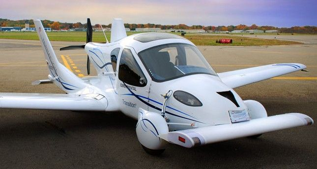 Flying cars | legal flying car Terrafugia, the legal flying car for sale