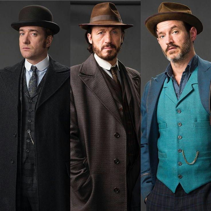 Ripper Street boys.