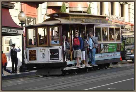 #SilviaBollada nos cuenta sus anécdotas paseando por el histórico cablecar de San Francisco, te invitamos a ser parte de este viaje!