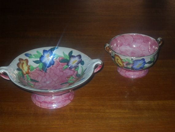 Maling Lustre English Newcastle upon Tyne by LizziesLovelyFinds, €30.00