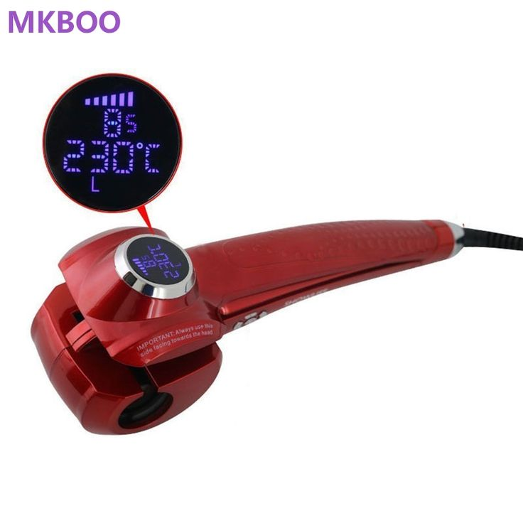 42.99$  Watch here - http://aij94.worlditems.win/all/product.php?id=32796887855 - New Hair Curler Styler Heating Hair Styling Tools LCD Display Automatic Hair Curler Magic Hair Curlers Wand Free Shipping