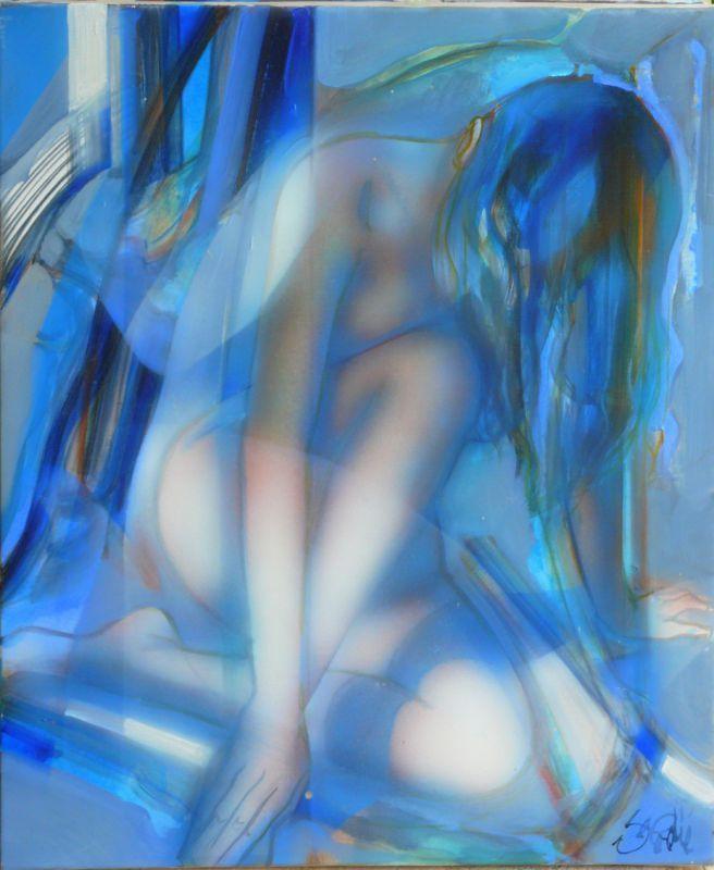 Jean-Baptiste Valadié - Peintures-La Femme
