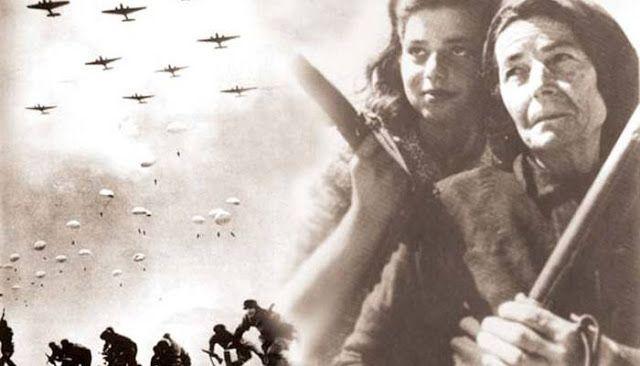 Σκέψεις : 20 Μαίου = η μάχη της Κρήτης..