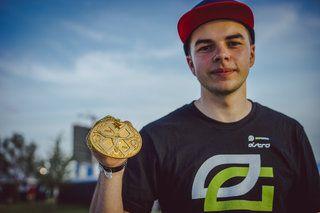 OpTiC_Nadeshot  X-games Gold Medalist