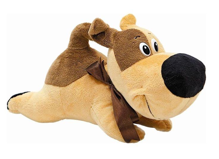 Подарить пса-лежебоку в подарок на Новый год.