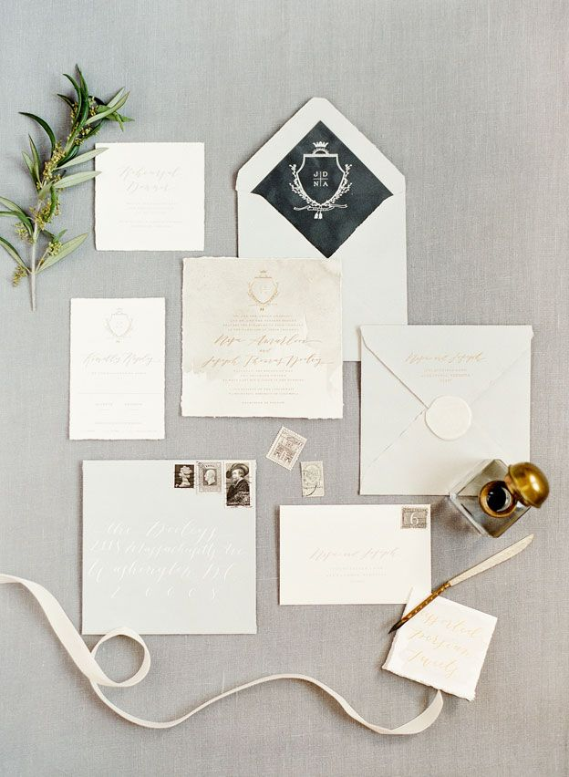 67 best Wedding Stationery images on Pinterest | Wedding stationery ...