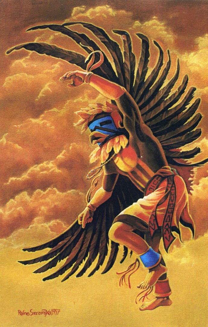 recipe: hopi eagle dancer kachina [11]