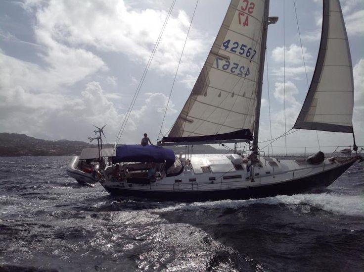Crociera in barca a vela  ANTIGUA E BARBUDA