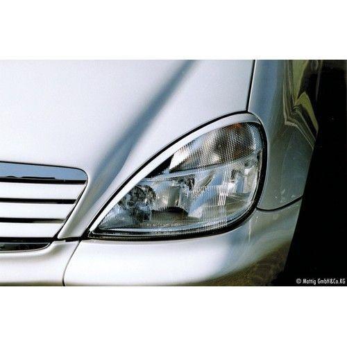 Mercedes A Class W168 Mattig Light Brows - ABS