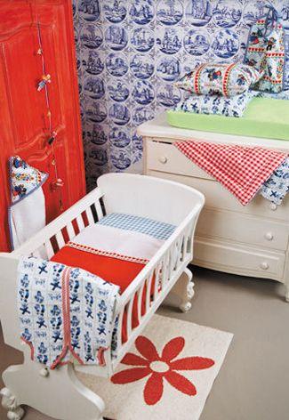 Hollandse kinderkamer if it ain 39 t dutch it ain 39 t much pinterest holland and interieur - Kinderkamer arrangement ...