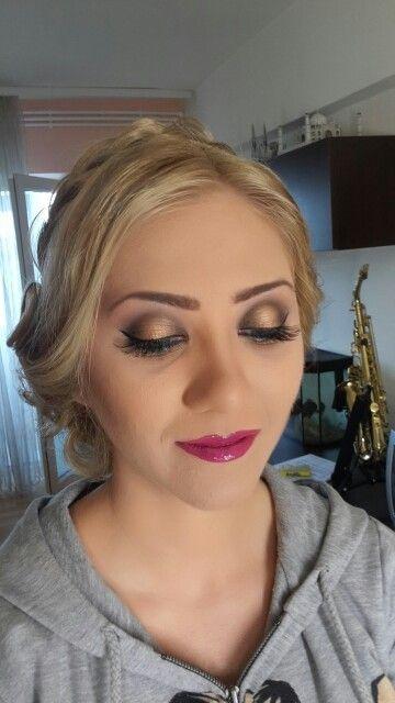 Evening makeup 2