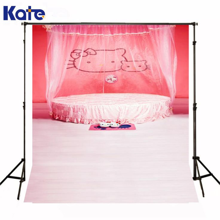 Find More Background Information about Photography backdrops 6.5*5ft(200*150cm) backgrounds for photo studio HelloKitty pink princess bed background stand,High Quality backdrop banner,China backdrop Suppliers, Cheap background telephone from Marry wang on Aliexpress.com