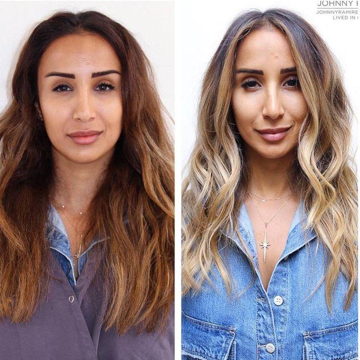 Blonde highlights on light brown hair before and after trendy blonde highlights on light brown hair before and after pmusecretfo Image collections