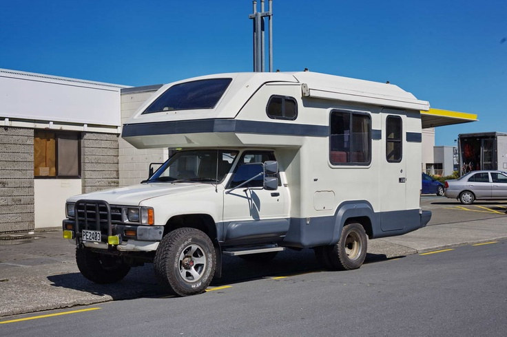 17 Best images about Toyota Campers on Pinterest   4x4 ...