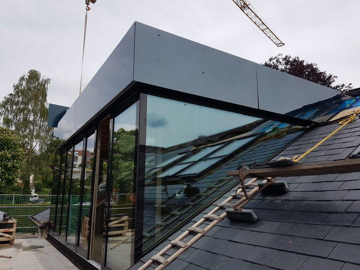 Dachverglasung - Frirdich,Wintergarten,Terrassenverglasung,Wohnraumerweiterung,Illmensee,Bodensee,Ravensburg
