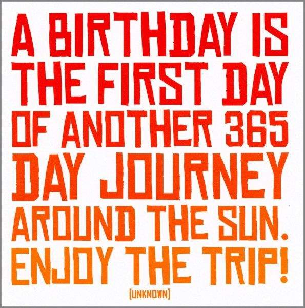 31 best Birthday images – Quotable Cards Birthday