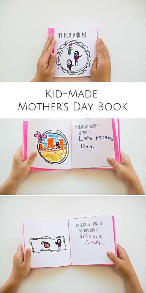Készítsetek közösen könyvet anyák napjára!#anyaknapja #anya #konyv#meglepetes #ajandek #tescomagyarorszag