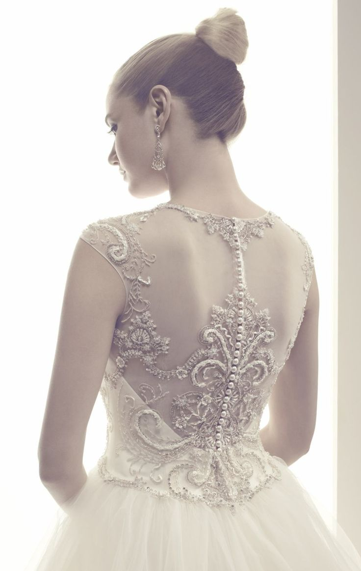 272 best images about miss dressy wedding dresses on pinterest for Cb couture wedding dresses